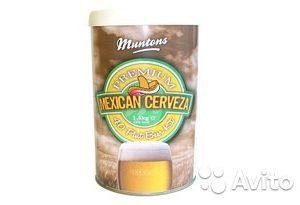 Muntons Mexican Cerveza