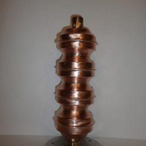 Медная тарельчатая колонна (4)