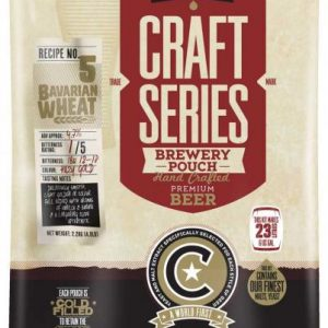Солодовый экстракт Mangrove Jack's Craft Series Bavarian Wheat Pouch (2,2 кг)