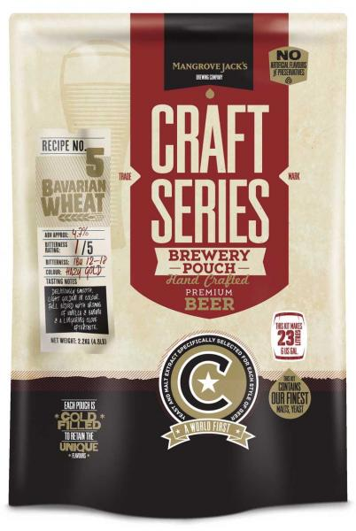 Солодовый экстракт Mangrove Jack's Craft Series Session Ale Pouch (1,8 кг)